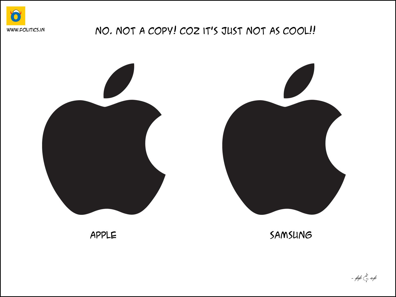 Apple Forced by UK to Print Public Apologies to Samsung for Design Theft Accusations