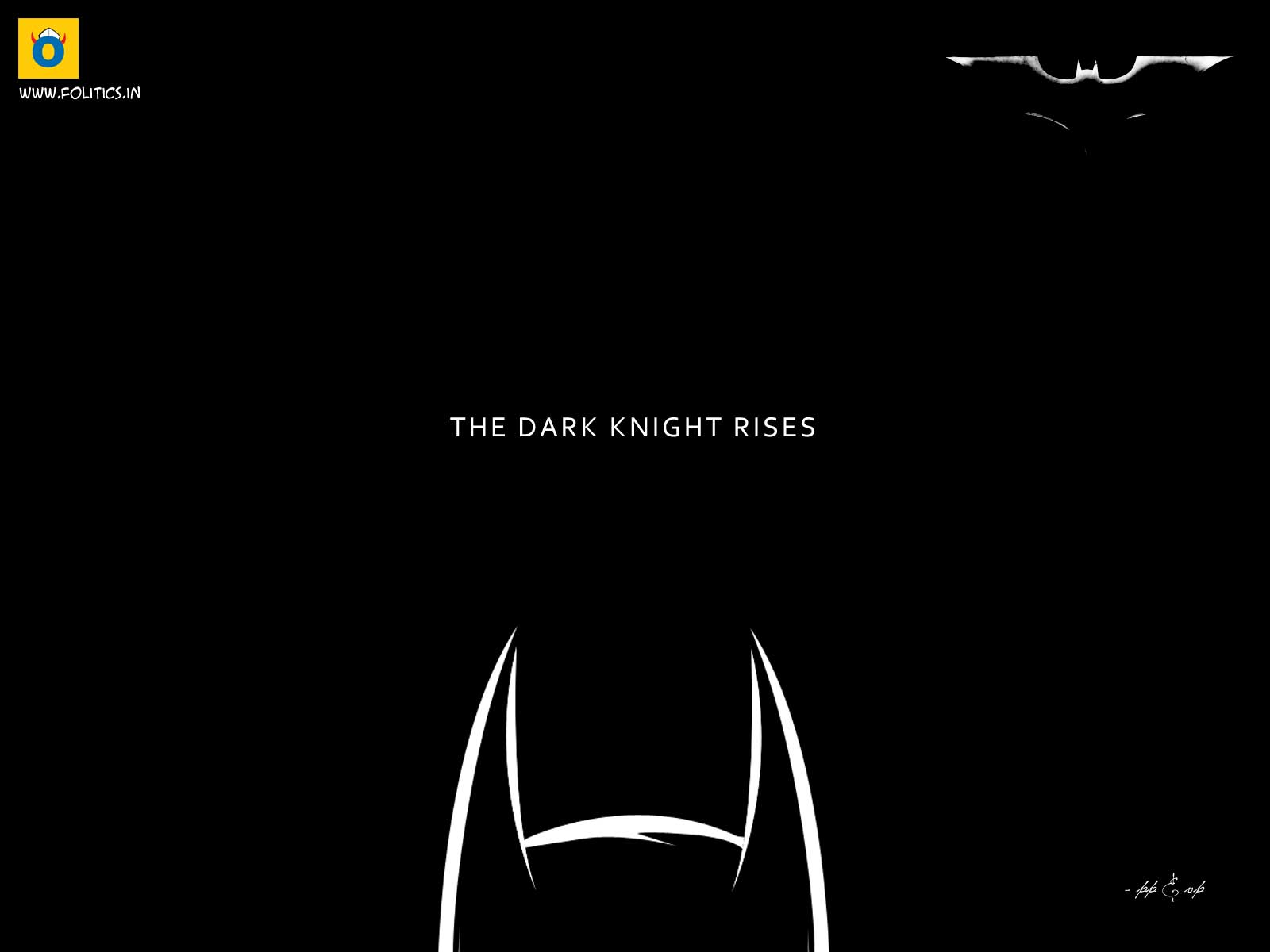 The Dark Knight Rises!!