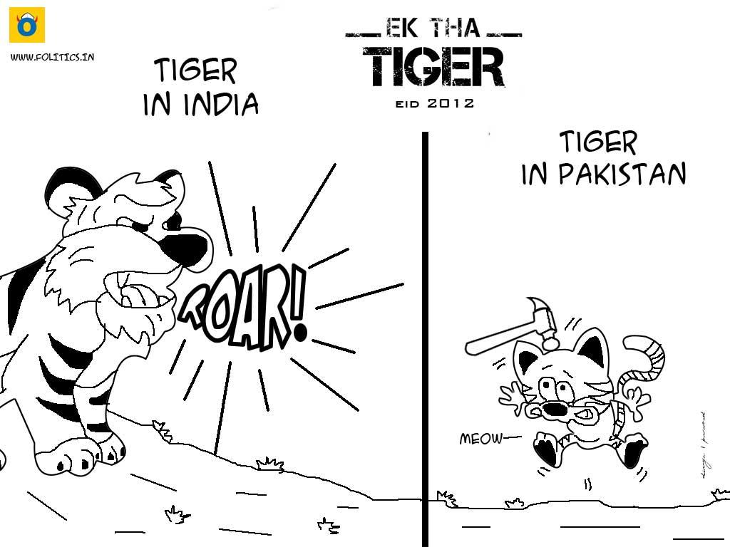 Pakistan bans Salman Khan's Ek Tha Tiger.